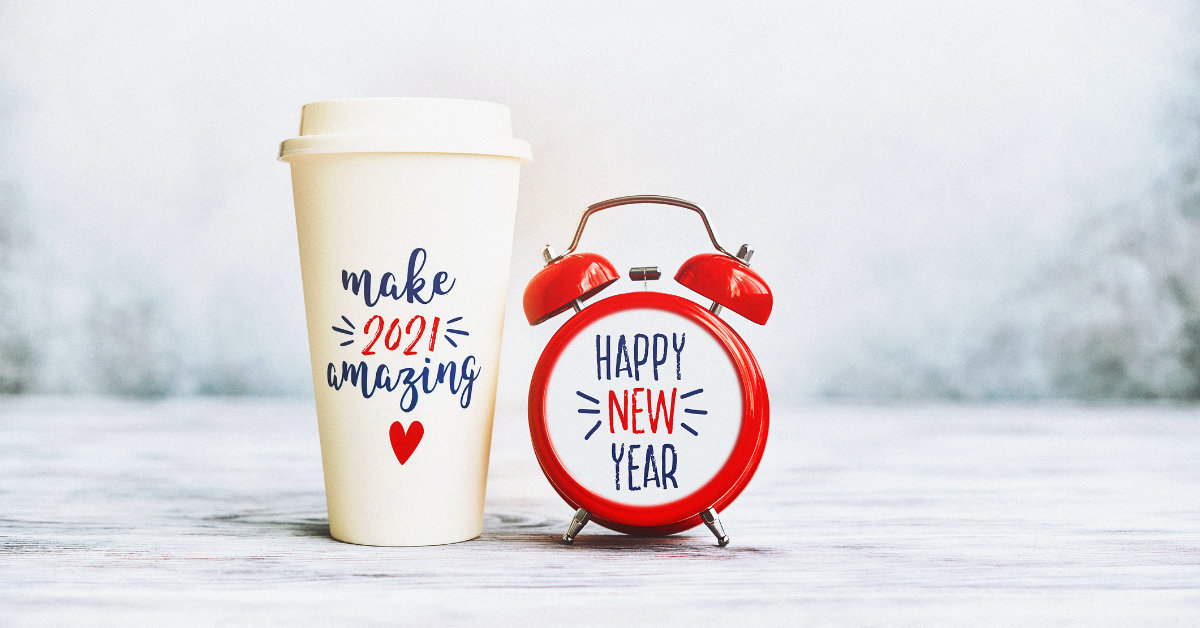 Make a financial plan your New Year's resolution